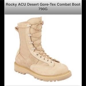 Rocky Army Combat Boot 790G size 13.5 R